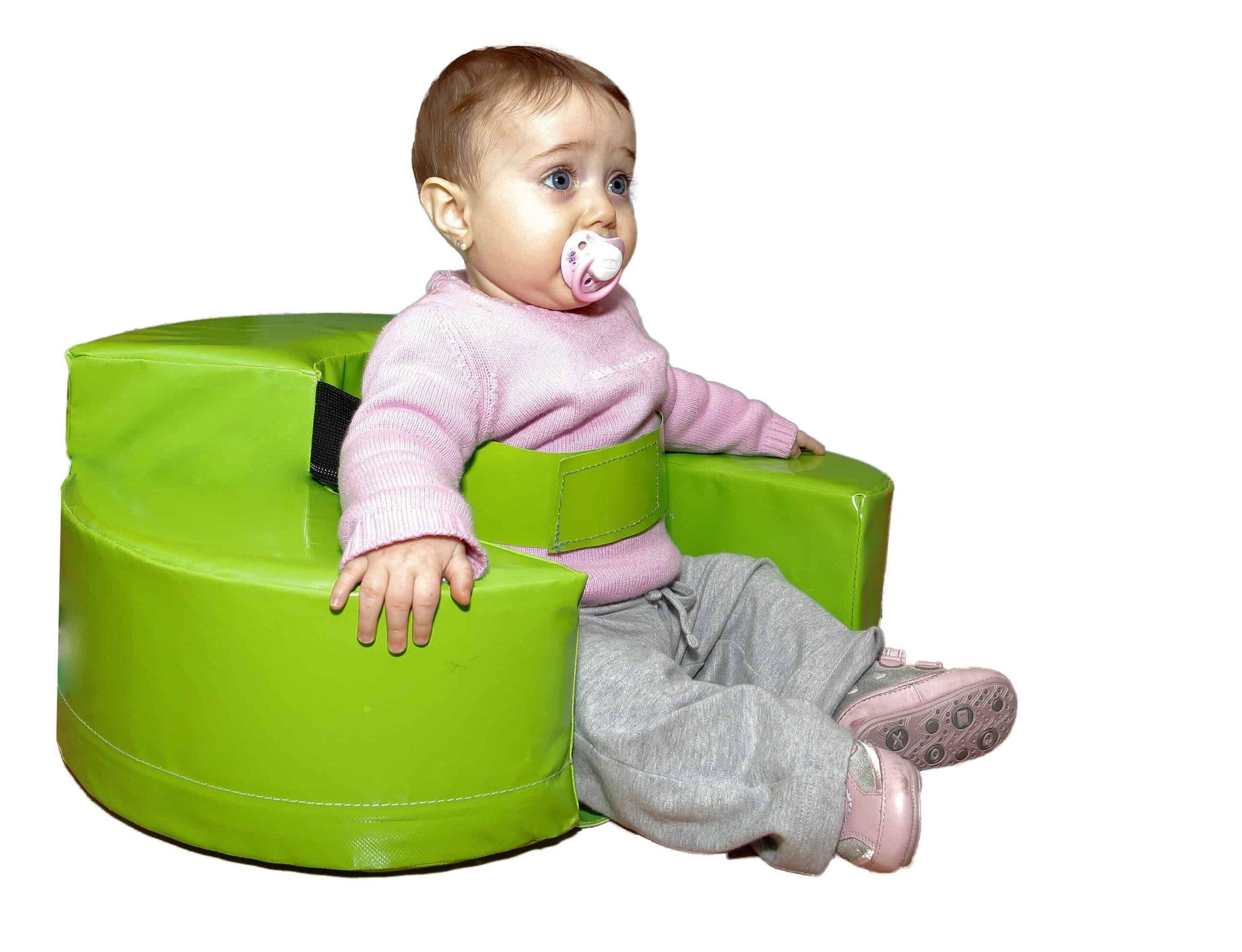 Asiento Bebé c/Cinturón