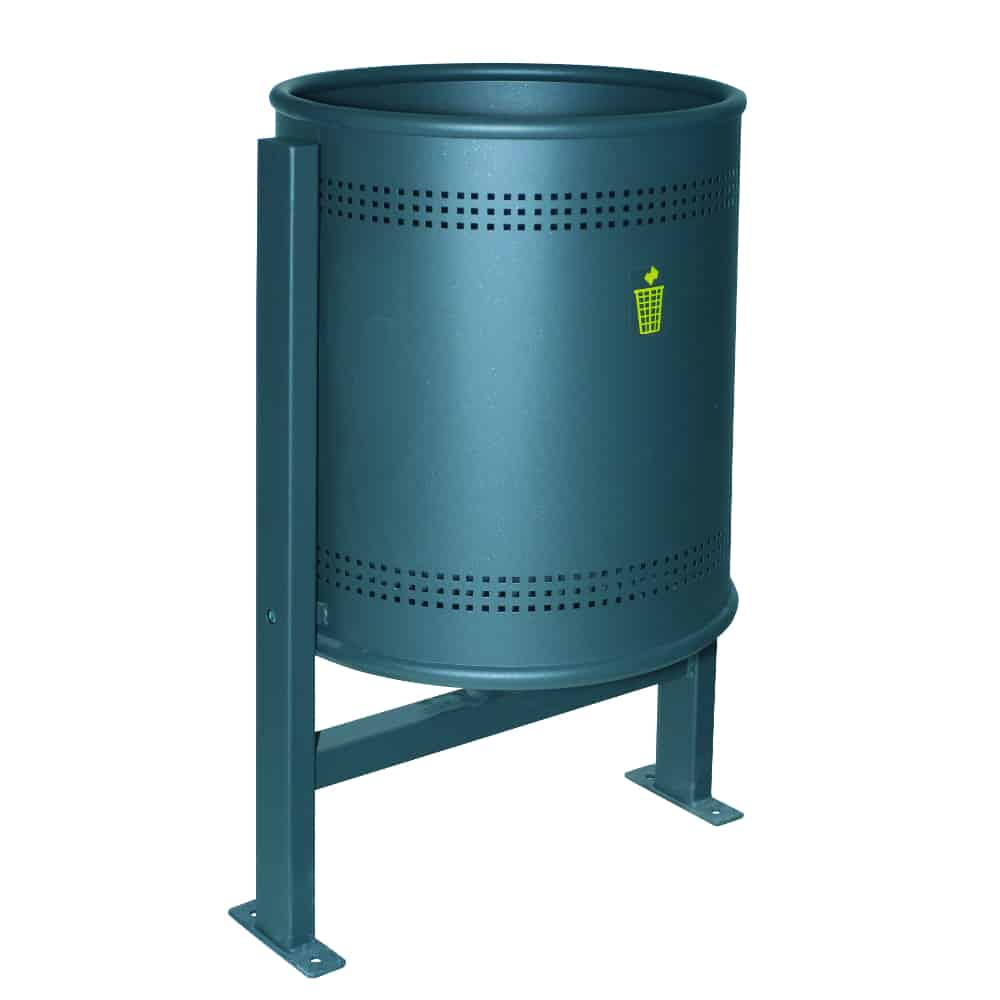 Papelera Urbana 82 litros