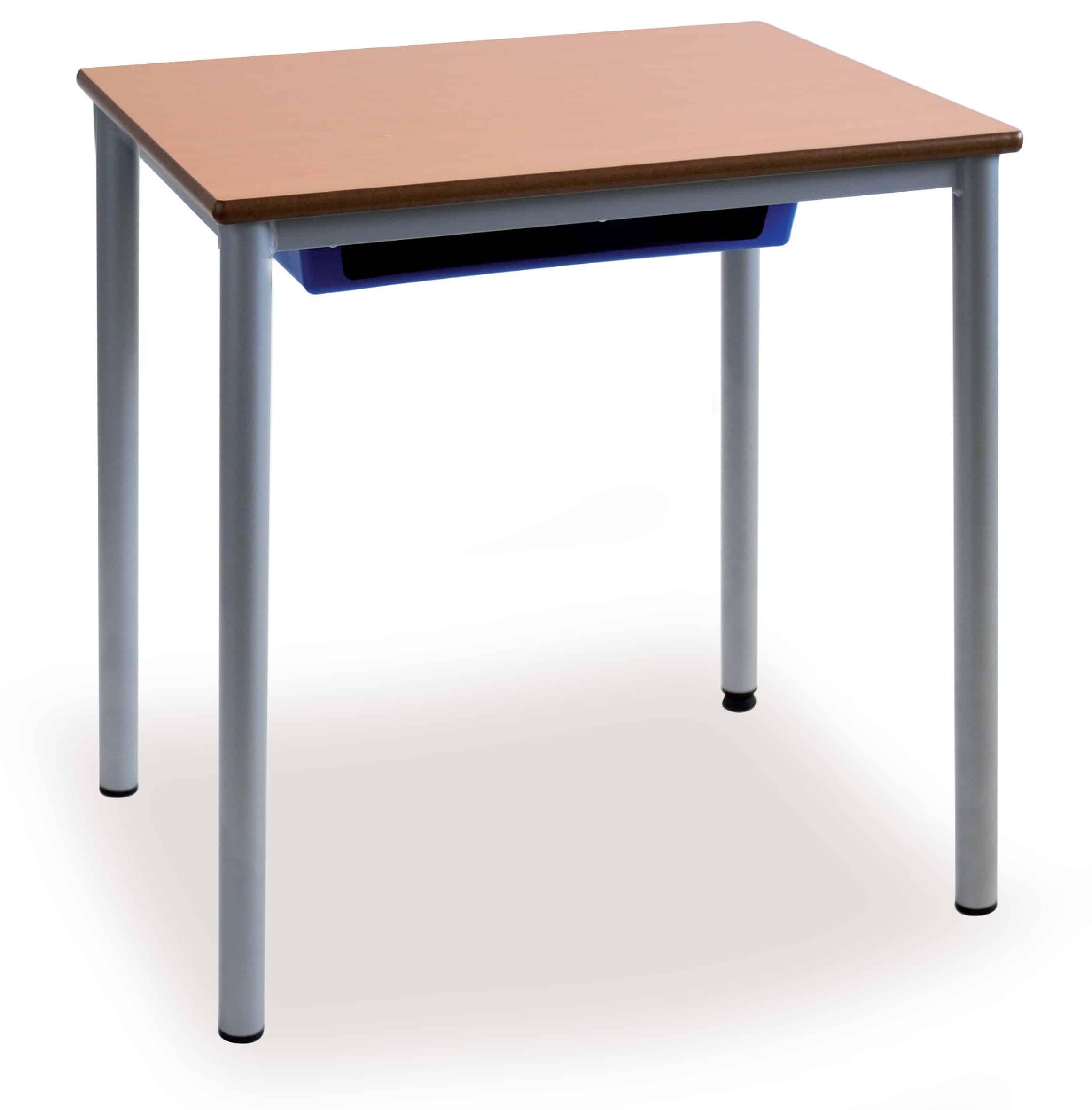 Mesa para aula unipersonal