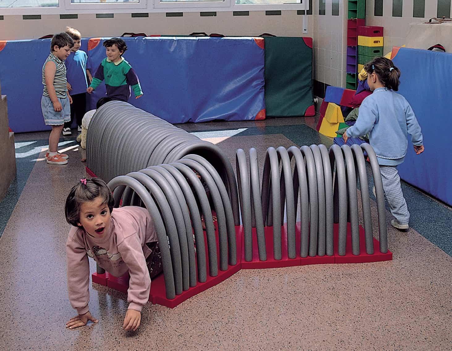 Túnel Reptación Flexible