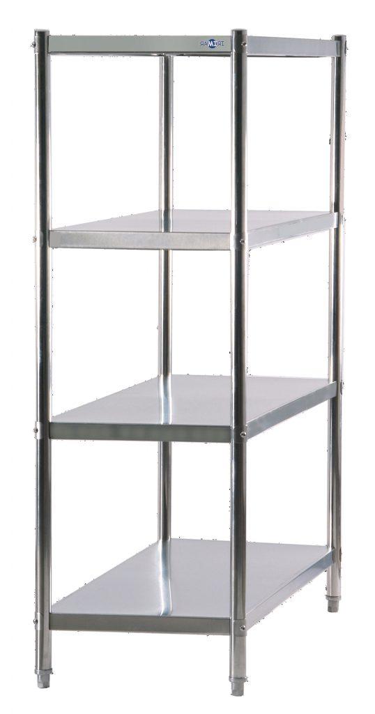 Estanter a modular acero inoxidable estanter as - Acero modular precios ...