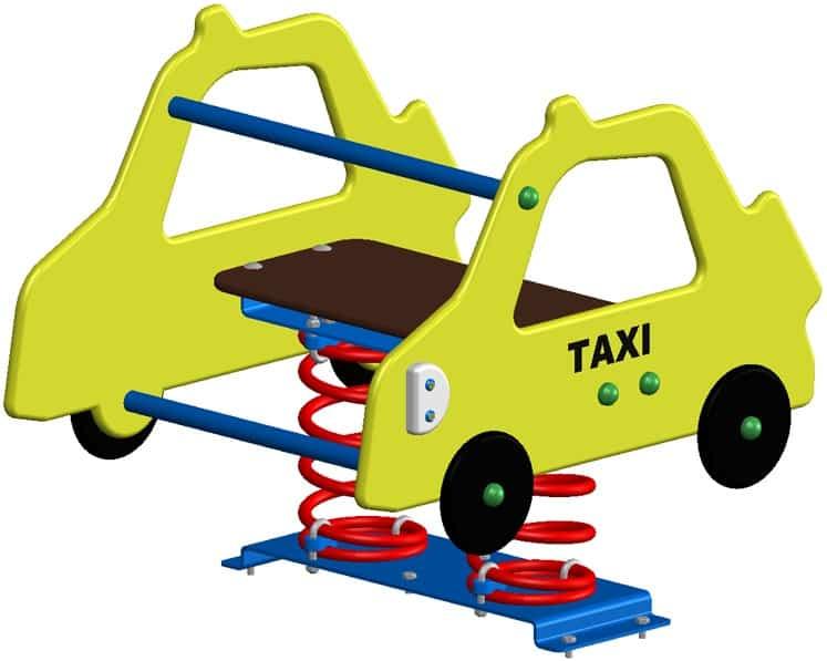 Balacín Taxi