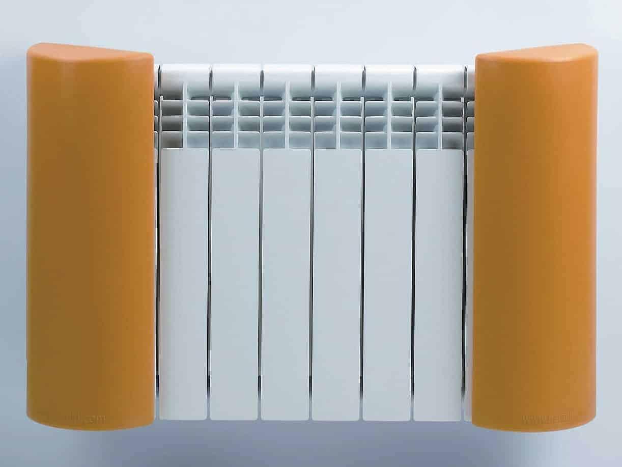 Protector para radiador PVC