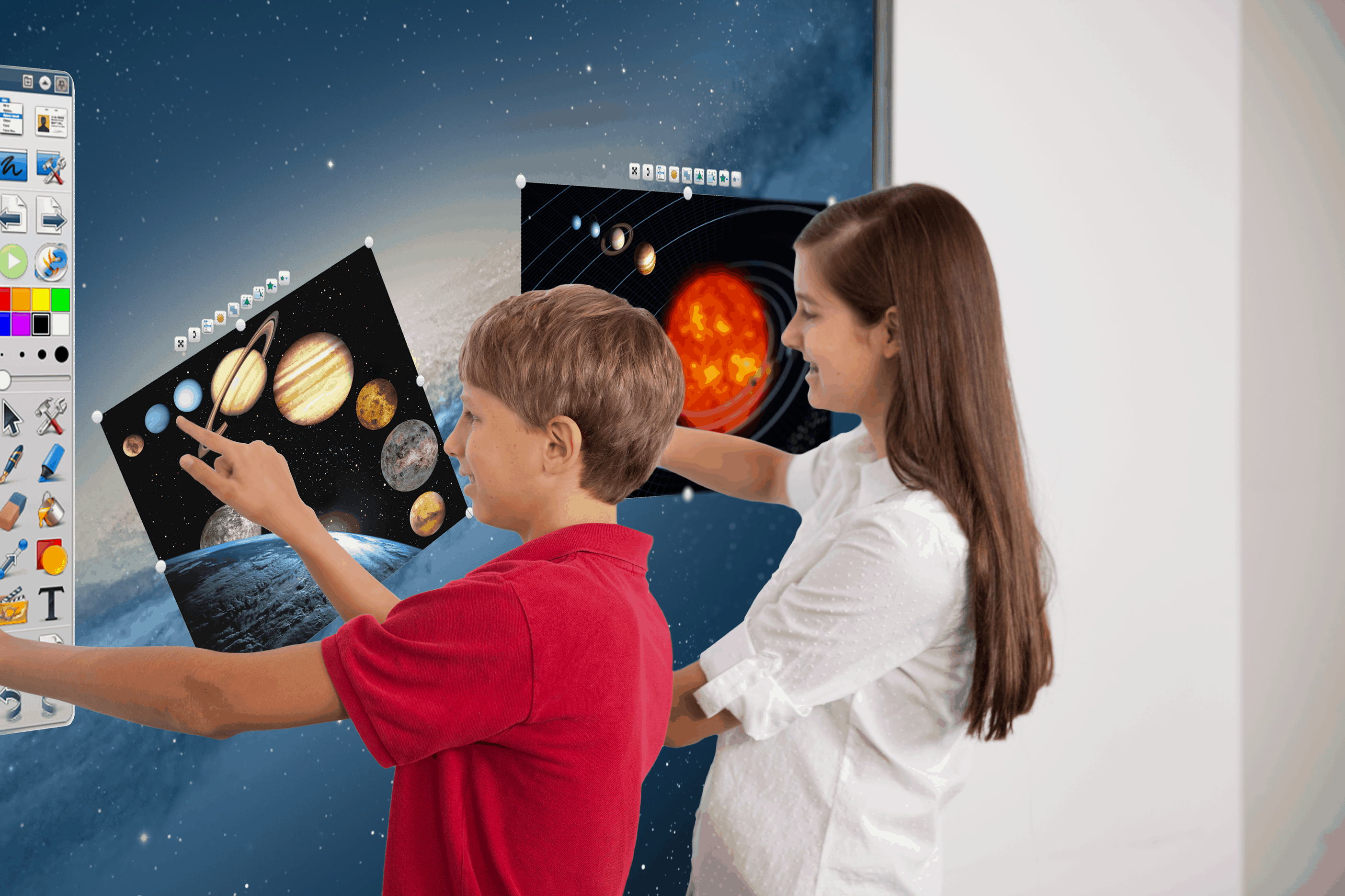 Pizarra Digital Promethean ActivBoard Touch