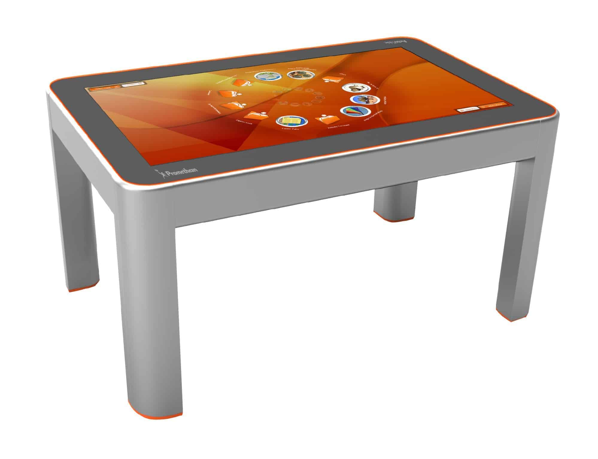 Mesa Interactiva. Promethean ActivTAble