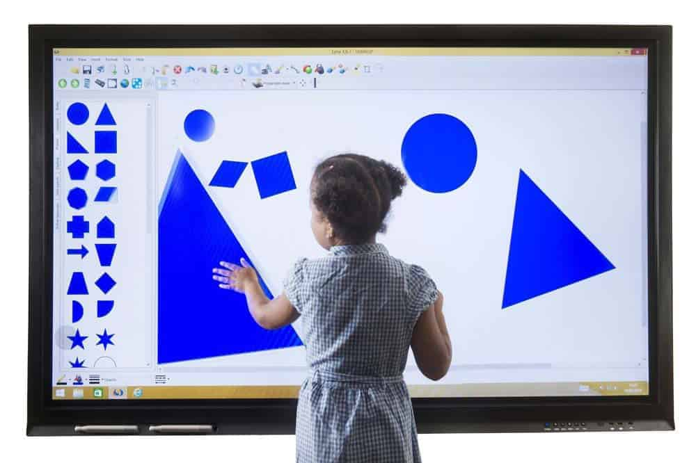 Monitor Interactivo Sahara Clever Touch