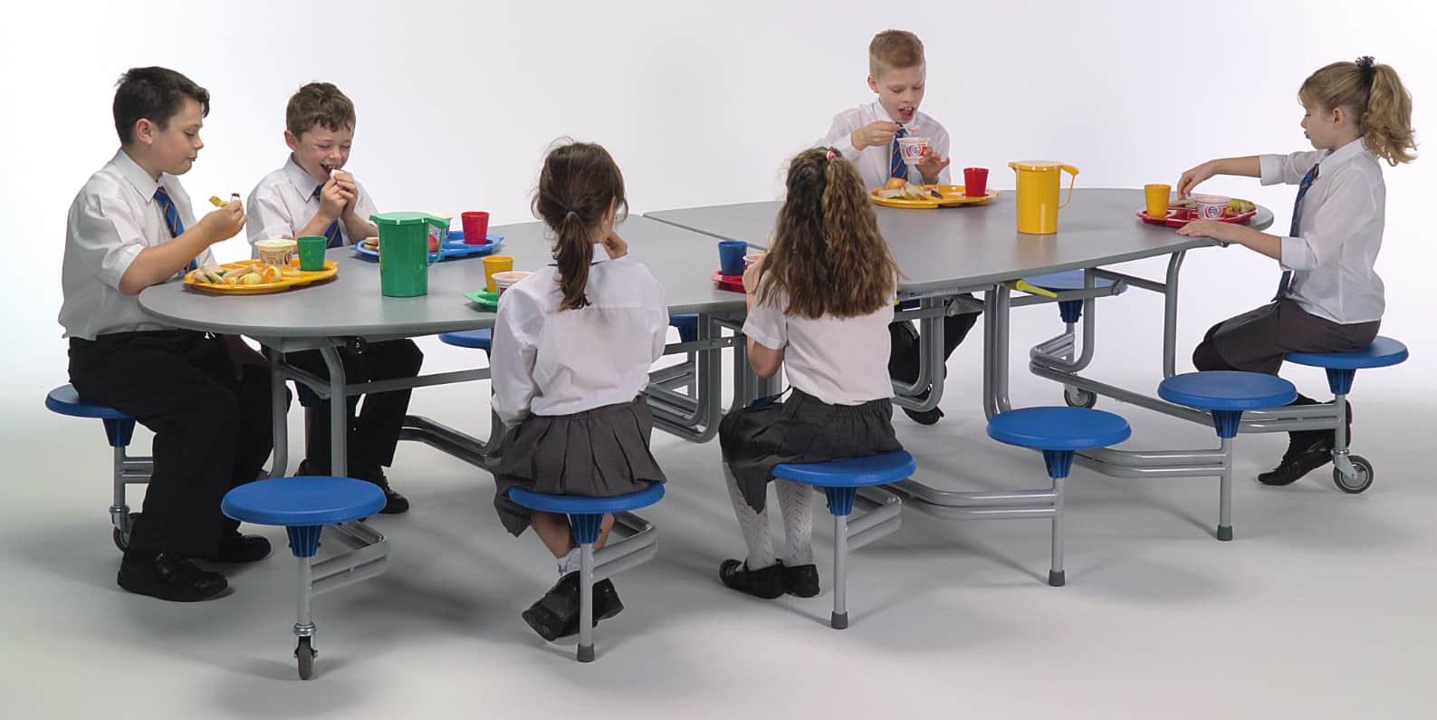 Mesa plegable con asientos comunicator mesas plegables for Mesa plegable con asientos