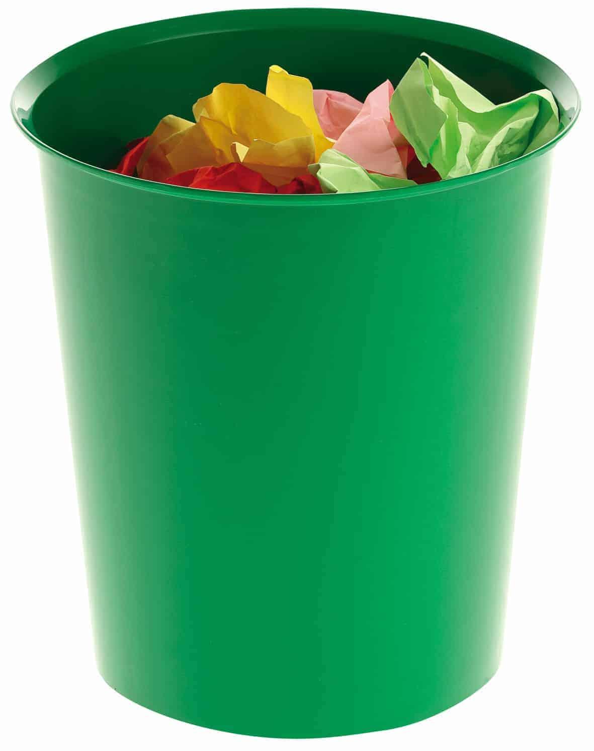 Papelera Plástico