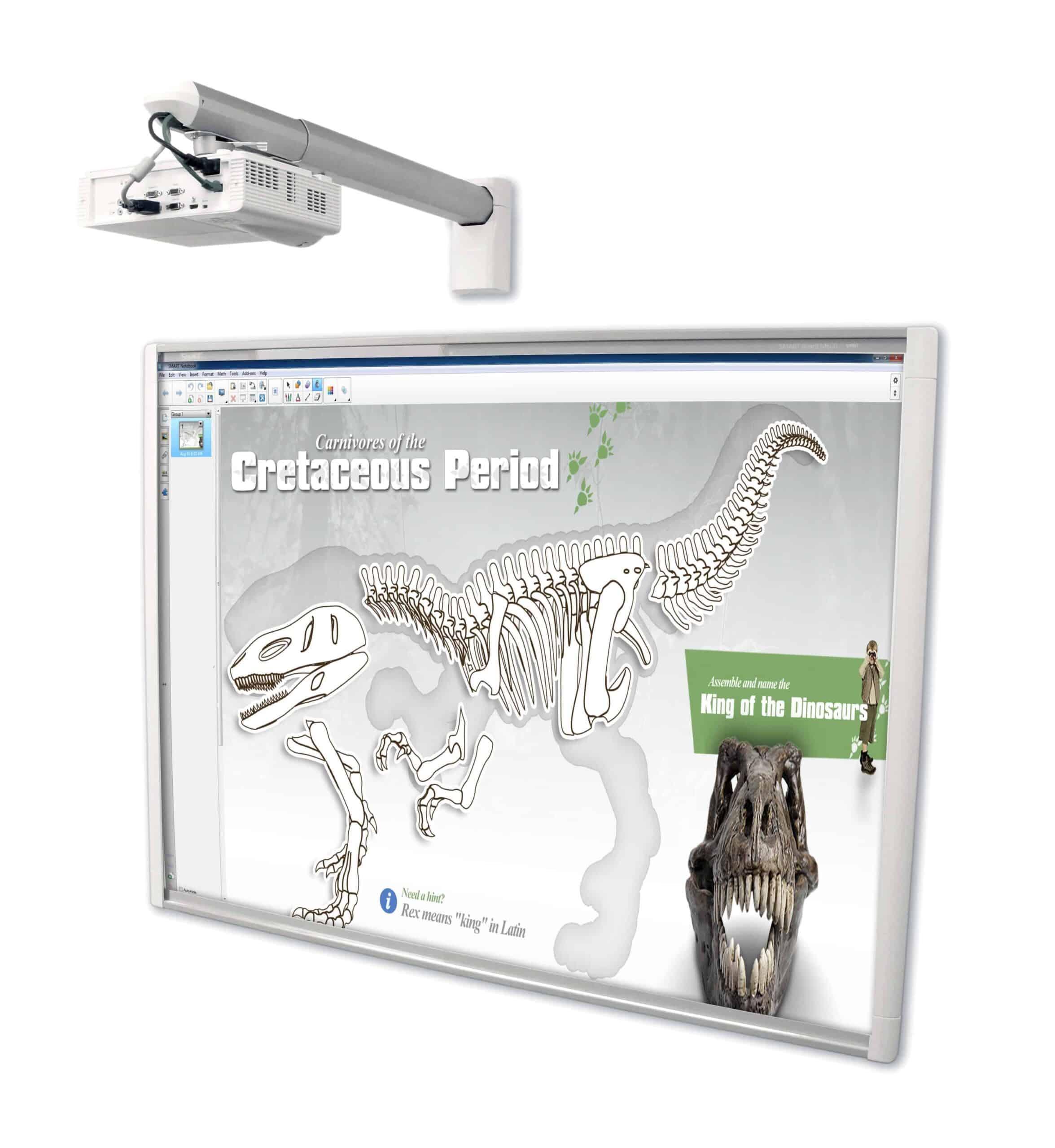 Pizarra Digital Smart. SB680