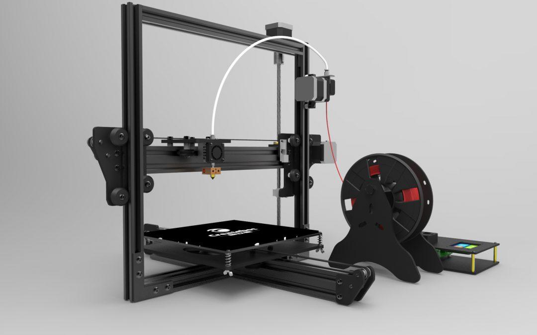 IMPRESORAS 3D: CREANDO INVENTORES