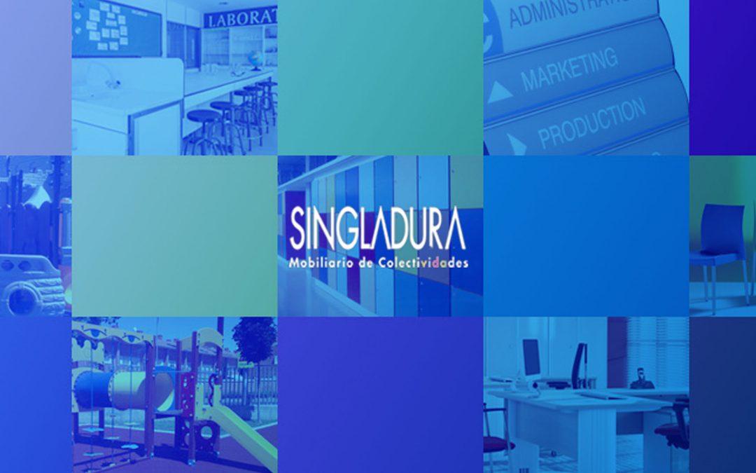 SINGLADURA, EN 13TV MOSTRANDO LOS NUEVOS ESPACIOS EDUCATIVOS