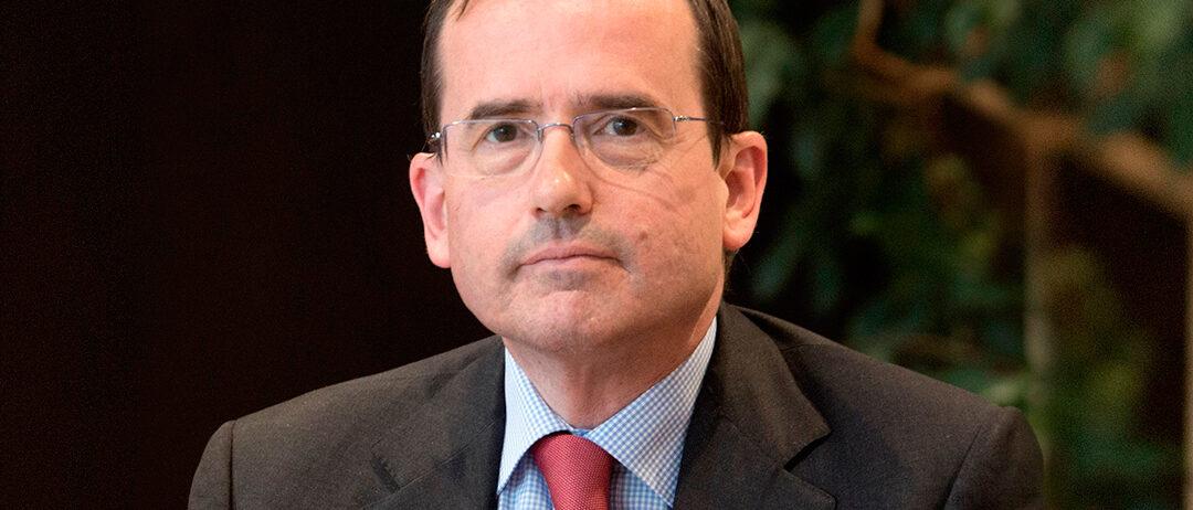 """Alfonso Aguiló: """"Aplicar el IVA en Educación frenaría (más) la recuperación económica"""""""
